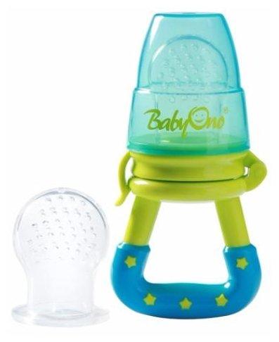 BabyOno Ниблер-прорезыватель «Первые вкусы»