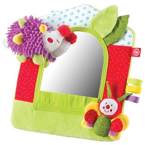 цена на Погремушка Happy Baby Lovely Garden зеленый/красный