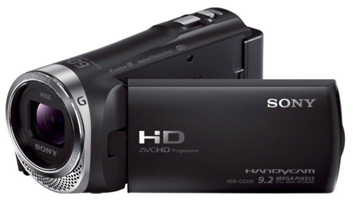 Sony Видеокамера Sony HDR-CX330E