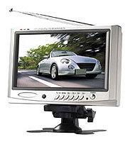 Автомобильный телевизор DESO TV-705D