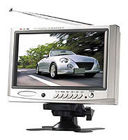 Автомобильный телевизор DESO TV-805E