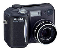 Фотоаппарат Nikon Coolpix 885