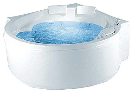 Ванна POOLSPA ROMA 208x140 ECONOMY 1 акрил угловая
