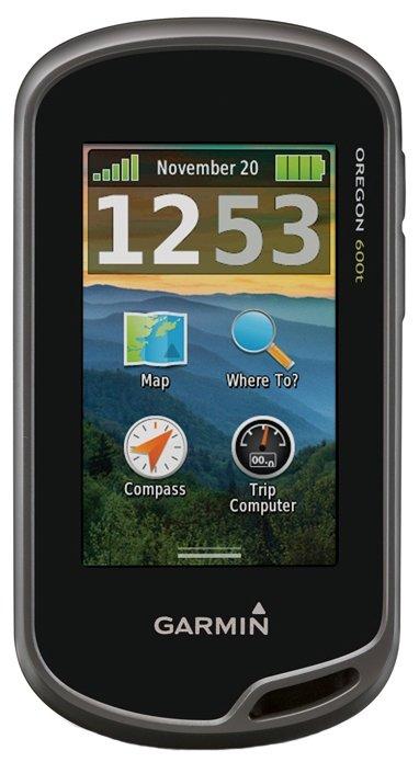 GPS-туристический Garmin Oregon 600t 010-01066-14