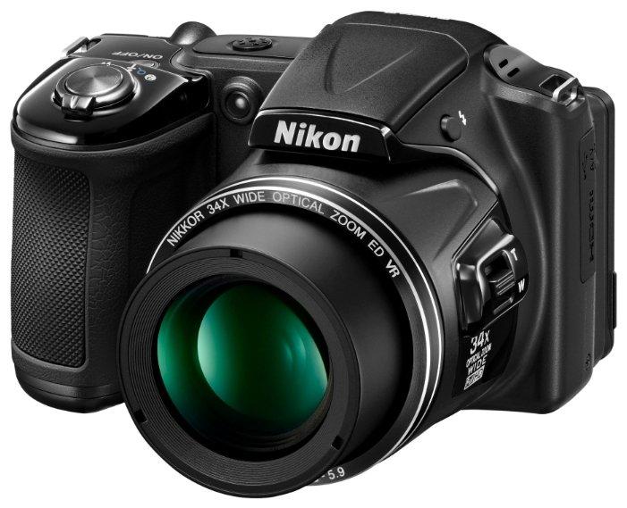 Nikon Компактный фотоаппарат Nikon Coolpix L830