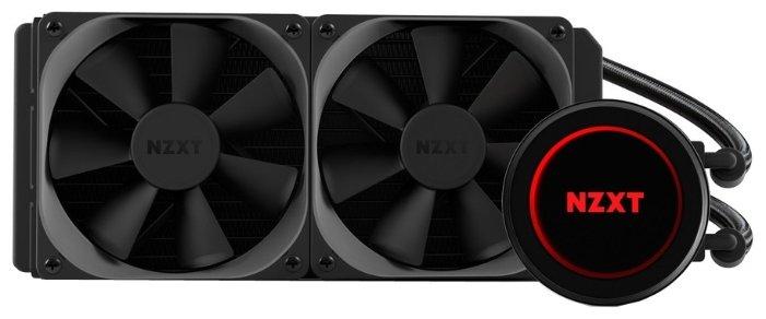 Кулер для процессора NZXT Kraken X52 (RL-KRX52-01)