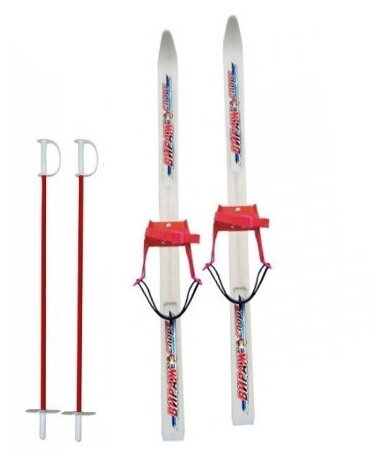 Беговые лыжи Дартс-Ковров Вираж-спорт