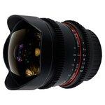 Samyang 8mm T3.8 AS IF UMC Fish-eye CS II VDSLR Sony E