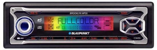 Автомагнитола Blaupunkt Brooklyn MP35