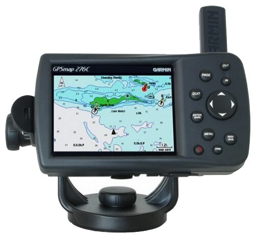 Garmin Навигатор Garmin GPSMAP 276C