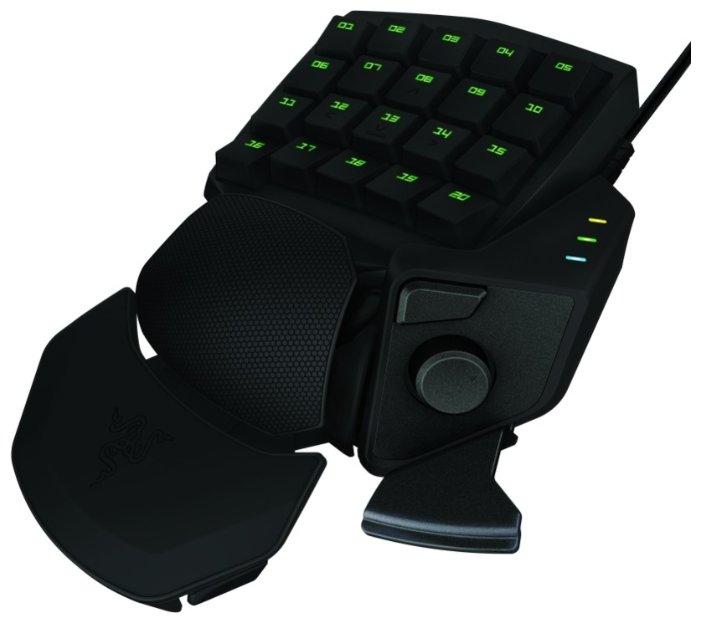 Клавиатура Razer Orbweaver Elite Mechanical Keypad Black USB