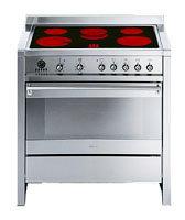 Плита кухонная Smeg CO68CMA8