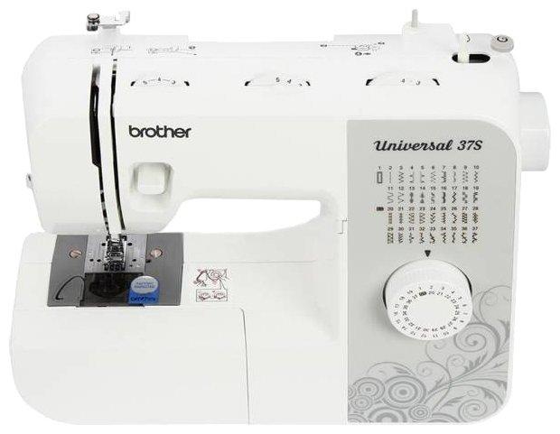 Сравнение с Brother Universal 37S швейная машина