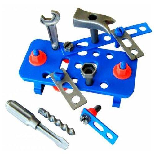 Купить Пластмастер Юный мастер 22119, Детские наборы инструментов