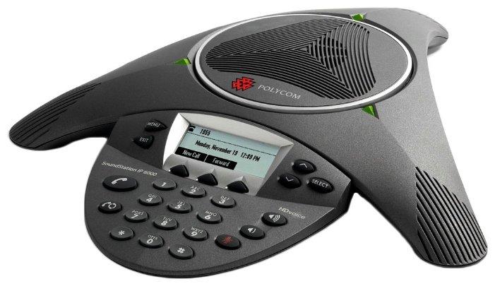 VoIP-телефон Polycom SoundStation IP6000