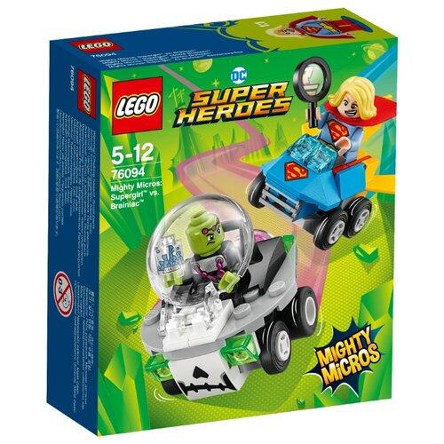 Конструктор LEGO DC Super Heroes 76094 Суперженщина против Брейниака printio суперженщина