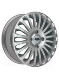 Колесные диски Replay Ford FD26 6.5x16 PCD 4x108 ET 52.5 ЦО 63.3 цвет: S - фото 1