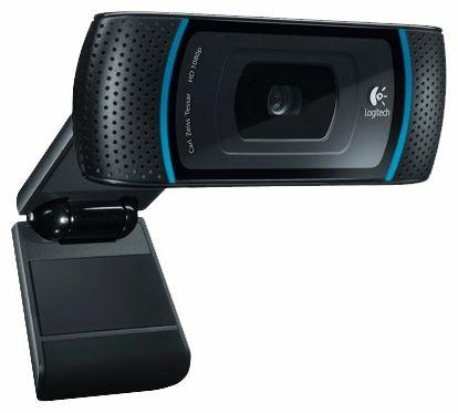 Logitech C910 Pro HD Webcam Driver for PC