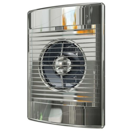 Вытяжной вентилятор DiCiTi STANDARD 4C, chrome 16 ВтВентиляторы вытяжные<br>