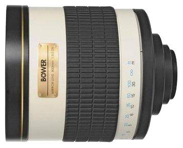 Объектив Bower 800mm f/8.0 Canon EF
