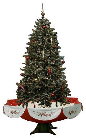 Mister Christmas SNOWFALL PINE