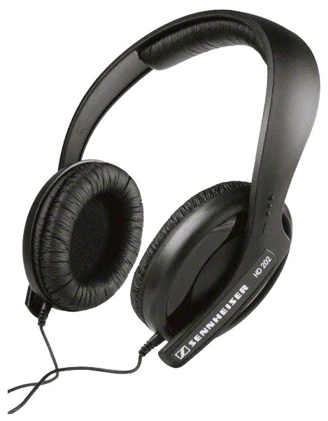 Sennheiser HD 202 II West Black