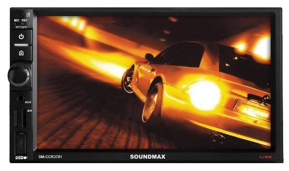 Автомагнитола SoundMAX SM-CCR3701M