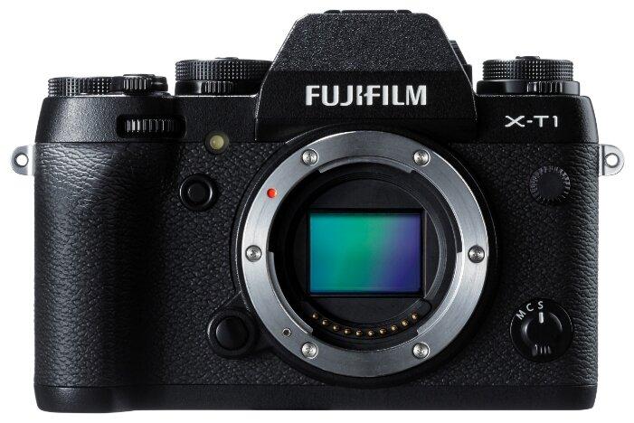 Сравнение с Fujifilm Fujifilm X-T1 Body