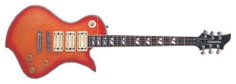 Электрогитара Fernandes Guitars Ravelle Custom