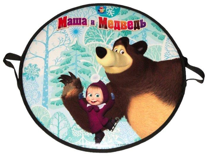 Ледянка 1 TOY Маша и Медведь (Т59046)