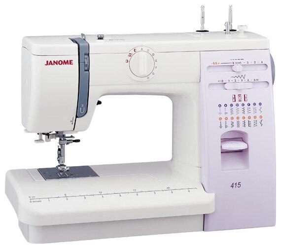 Janome Швейная машина Janome 415 / 5515