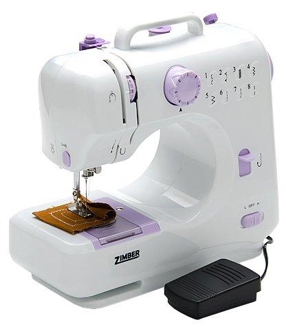 Сравнение с Zimber ZM-10935 швейная машинка