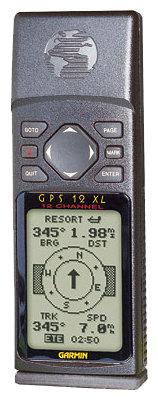 Навигатор Garmin GPS 12XL