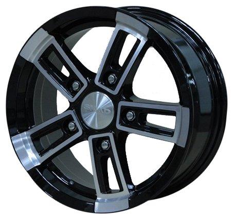 Колесный диск SKAD Тор 8x18/6x139.7 D106.2 ET25 Алмаз
