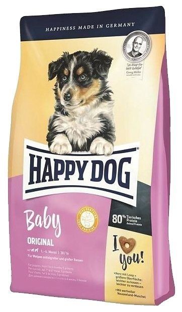 Корм для собак Happy Dog Baby Original