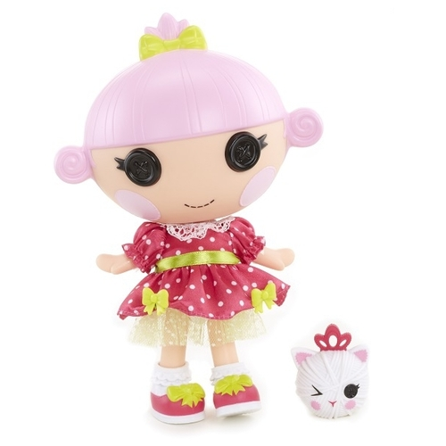 Кукла Lalaloopsy Littles Super Silly Party Блестинка 18 см 539759