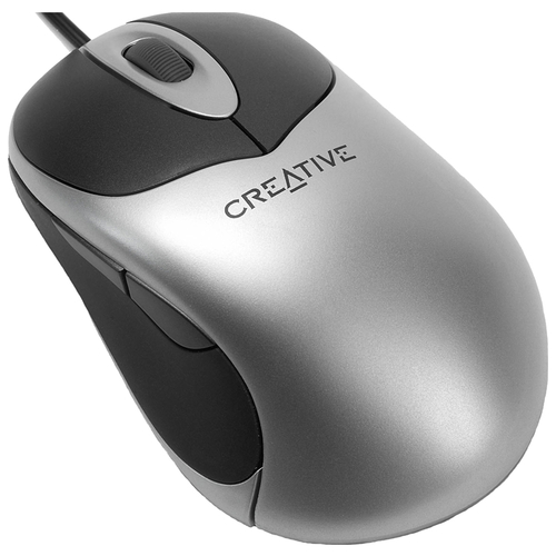Мышь Creative Mouse Optical 5000 Silver USB+PS/2