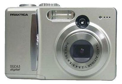 Фотоаппарат Praktica DCZ 4.3