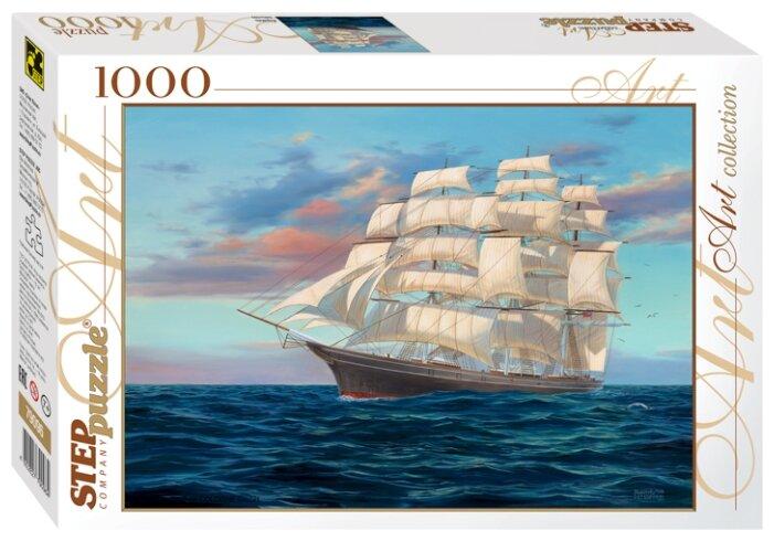 Пазл Step puzzle Art Collection Корабль (79096) 1000 шт.