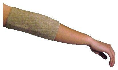 Налокотник Альмед согревающий из шерсти мериноса р-р 1