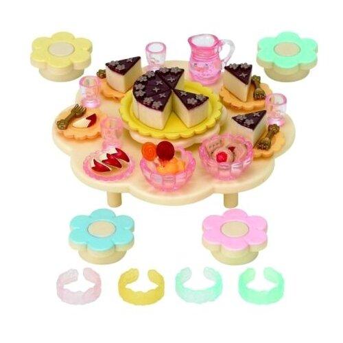 Купить Игровой набор Sylvanian Families Праздник в детском саду 3591/5104, Игровые наборы и фигурки