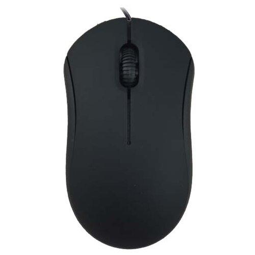 Мышь Ritmix ROM-111 Black USB черный мышь ritmix rom 111 black grey usb серый