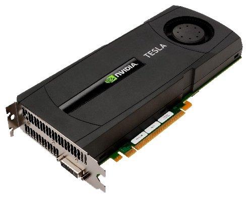 PNY Tesla C2075 575Mhz PCI-E 6144Mb 3000Mhz 384 bit DVI