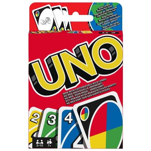 Настольная игра Mattel Uno BGY49 игра настольная mattel games mattel games mp002xg00ogy
