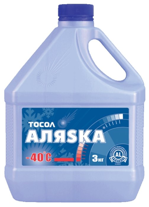 Аляsка Тосол -40°C