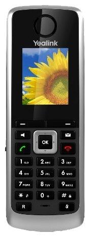 Дополнительная трубка для VoIP-телефона Yealink W52H