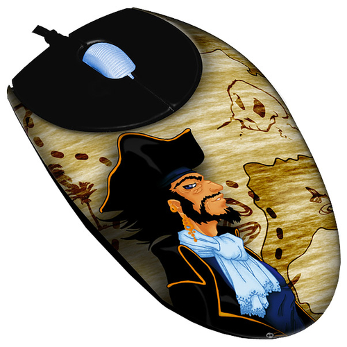 Мышь SPEEDLINK Treasure Island Mouse Set SL-6167-B01 USB