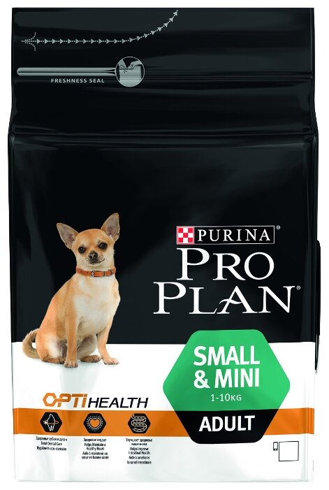 Purina Pro Plan Small & Mini Adult сanine dry (3 кг)