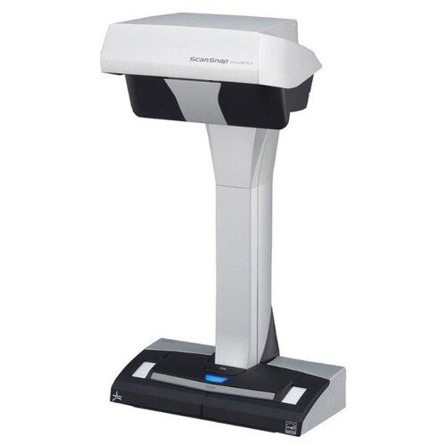 Сканер Fujitsu ScanSnap SV600 белый/черный сканер fujitsu scansnap ix100