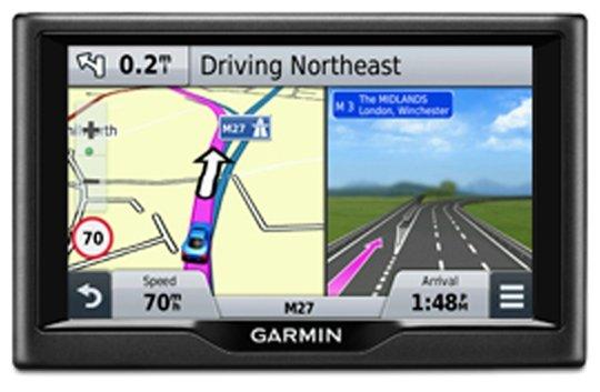 Garmin Навигатор Garmin Nuvi 58 LM Europe